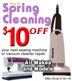 Spring Cleaning coupon Banner